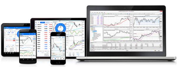 過去も現在もNo.1のトレードソフトと言えばMeta Trader4(MT4)