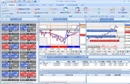 VT Trader (VTトレーダー) 2.0